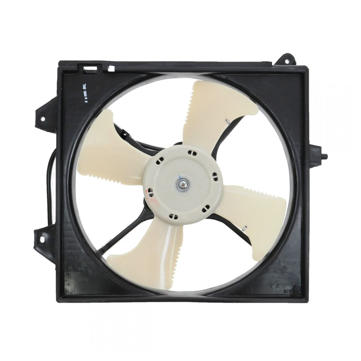 A/C AC Condenser Cooling Fan Assembly for 02 Mitsubishi Lancer
