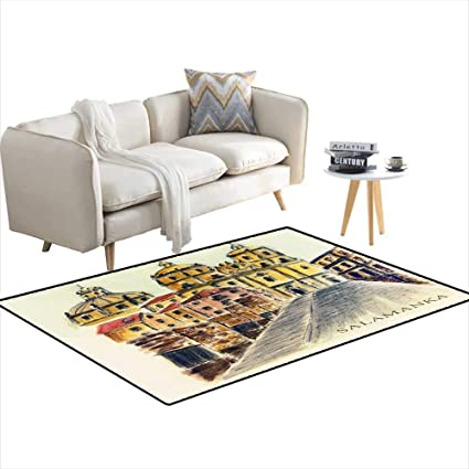 Amazon.com: Kids Carpet Playmat Rug Spain Salamanca 36