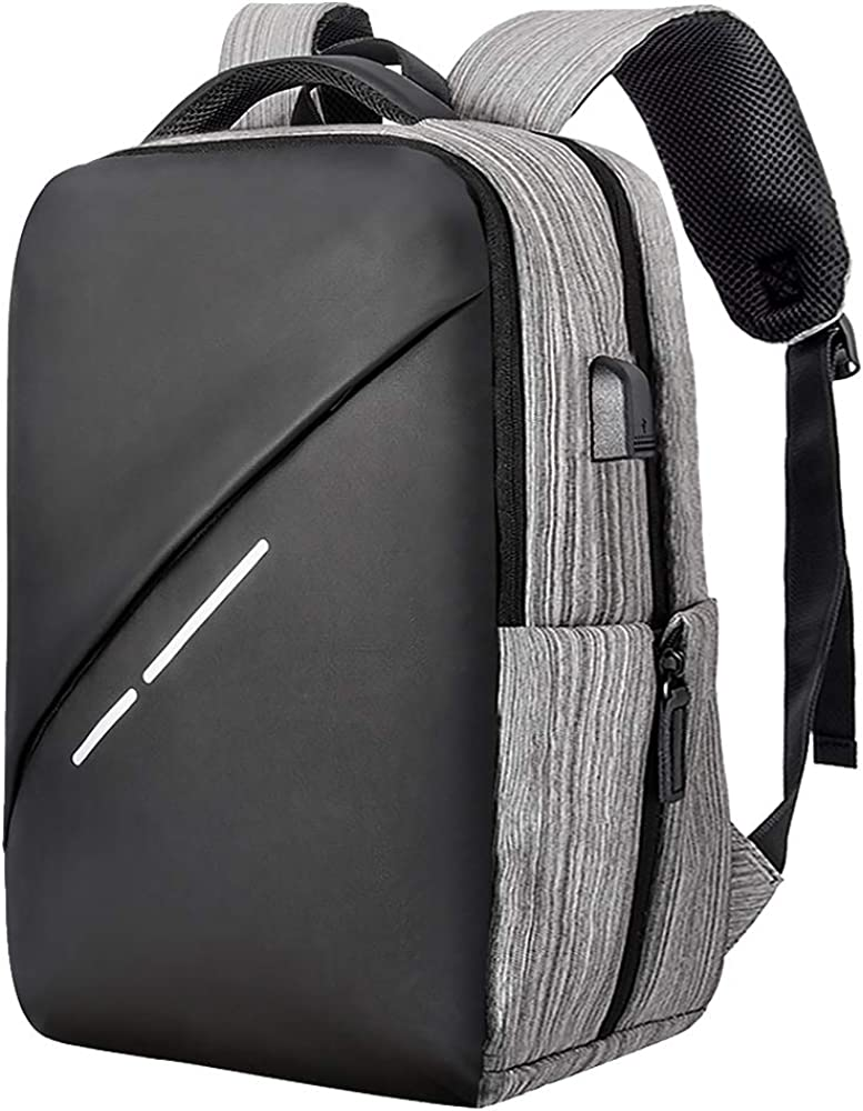 Travel Laptop Backpack, Anti Theft School Backpack with USB Charging Port