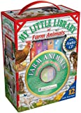 My Little Library of Farm Animals with Audio CD