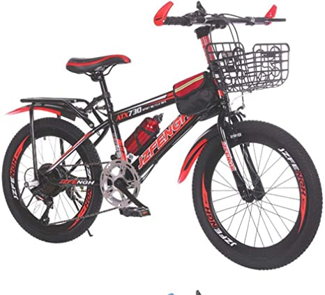 WJSW Bicicleta de montaña de Velocidad Variable, Bicicleta de ...