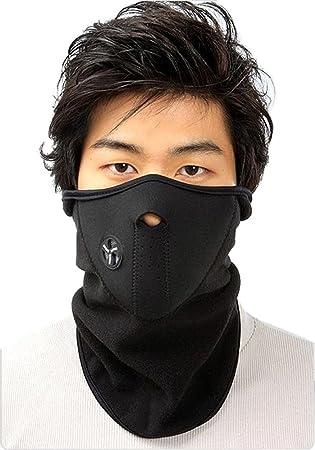 Máscara de esquí unisex, Máscara de neopreno para la cara en invierno y climas fríos