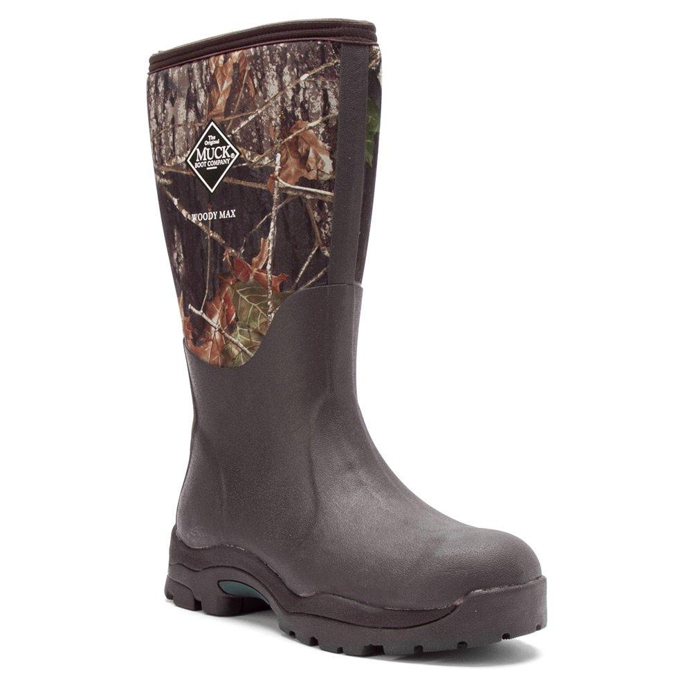 The Original MuckBoots Women's Woody Max Outdoor Boot B00EGSAQBA 6 B(M) US|Mossy Oak