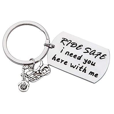 AnazoZ Placa Militar Grabado Coche Ride Safe I Need You Here ...