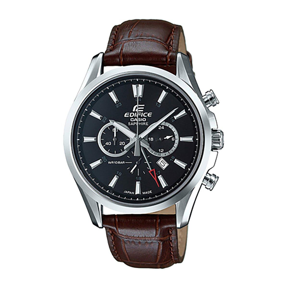 Casio Mens Edifice Analog Business Quartz Watch EFB-504JL-1A by Casio