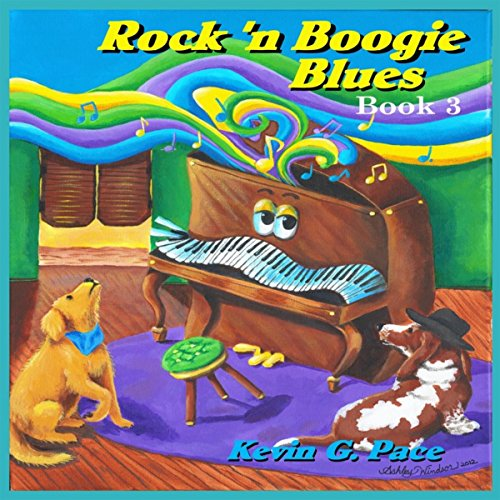Boogie Music Book (Rock 'n Boogie Blues Book 3)
