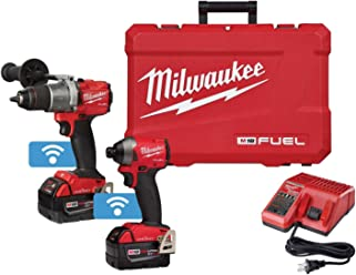 Milwaukee M18 FUEL Hammer Drill/Impact One Key Combination Kit