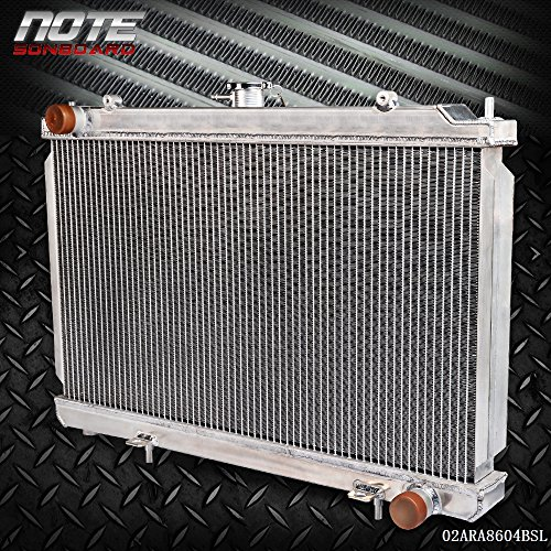 nissan 240sx aluminum radiator - 6