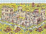 800Piece Jigsaw Puzzle Where's Wally (Waldo) Knight's Attack Hobby Home Decoration DIY