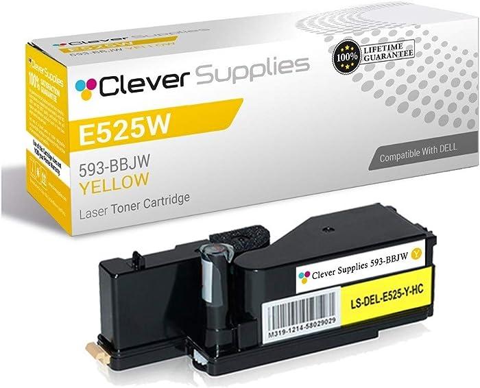 Top 10 Dell E525w Yellow Toner