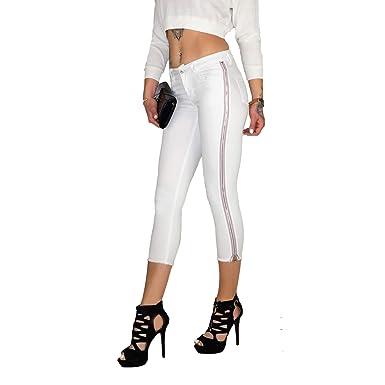 aff11f4f90 Stretch High Waist Db Jeans 78 Dresscode Damen Mit Berlin FcKJT31l