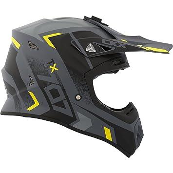 ckx Raptor tx707 todoterreno casco/fibra de vidrio Edition, verano