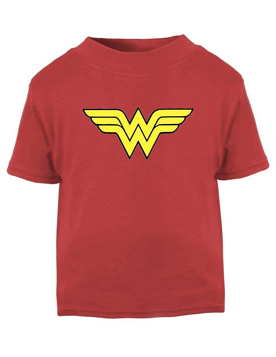Wonder Woman Baby T-Shirt.
