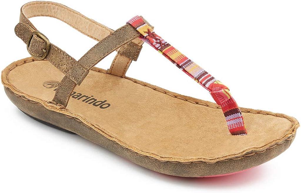 sale Tamarindo Tidal Sandal Women's Flip Max 65% OFF S Ankle Flop With Adjustable