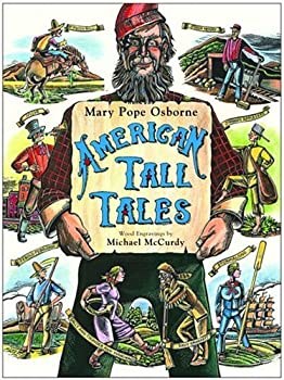 American Tall Tales 0590569309 Book Cover