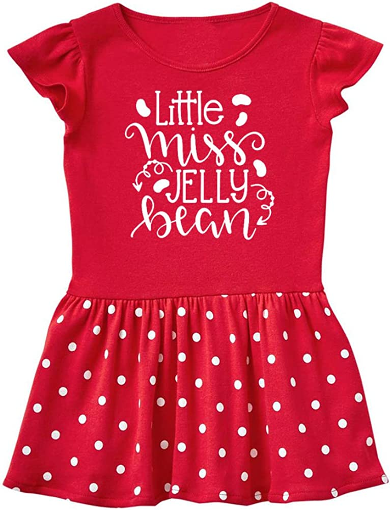 Mashed Clothing Baby-Girls - Little Miss Jelly Bean Easter - Baby Infant Dress