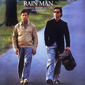 Rain Man: Original Motion Picture Soundtrack Soundtrack Edition (1990) Audio CD