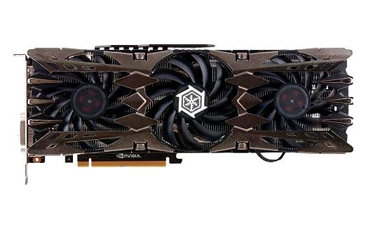 Inno3D iChill GeForce GTX 980 Ti X3 Ultra - Tarjeta gráfica ...