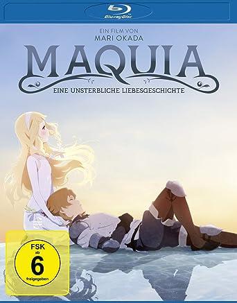 Maquia - Eine unsterbliche Liebesgeschichte [Blu-ray]