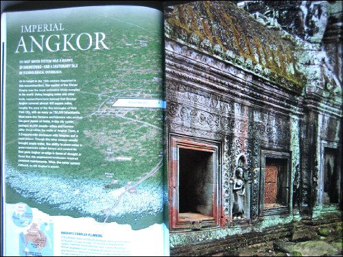 Angkor Cambodia, Ancient Civilization, Khmer Empire