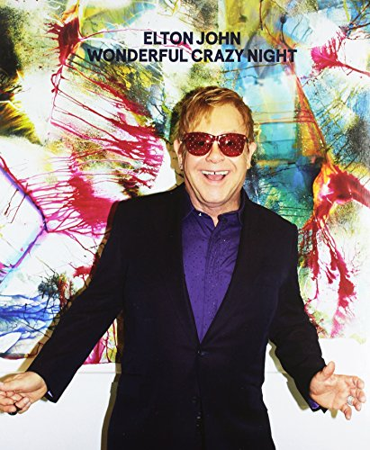 Vinilo : Elton John - Wonderful Crazy Night (Boxed Set, United Kingdom - Import, 3 Disc)