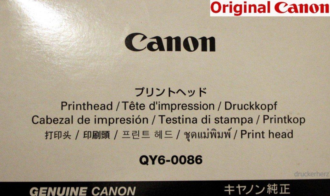 TESTINA di stampa originale per Canon Pixma iX6850