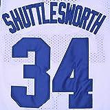 BOROLIN Jesus Shuttlesworth Shirts 34 Lincoln