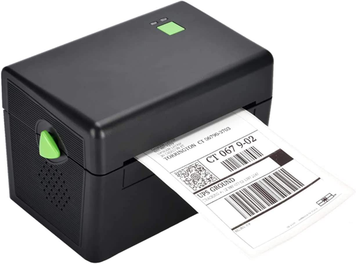 "BESTEASY Direct Thermal Printer, High Speed 4""x6"" Thermal Printer Compatible with Etsy, Ebay, Amazon - Barcode Printer, Direct Thermal Labels Printer, Not Compatible with MAC Systerm"