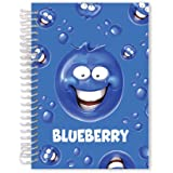 Crayola Silly Scents Sketch & Sniff Drawing Note Pad - Blueberry Scented