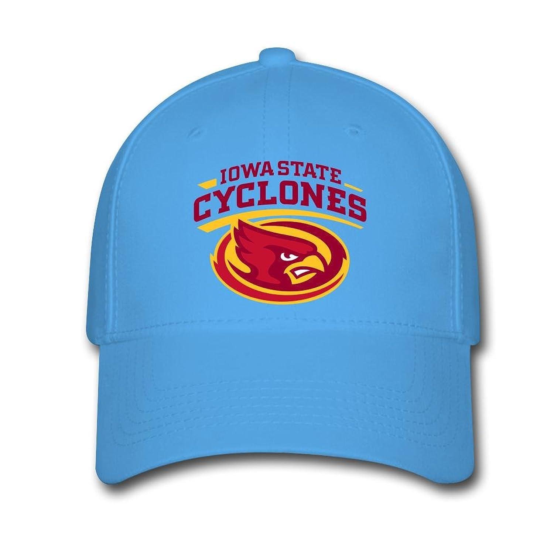 Iowa State Cyclones Alternate Logo Opeeda Adjustable Baseball Caps For Men/Women