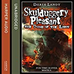 The Dying of the Light, Skulduggery Pleasant, Book 9 | Derek Landy