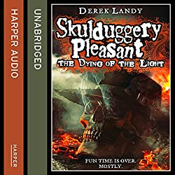 The Dying of the Light, Skulduggery Pleasant, Book 9