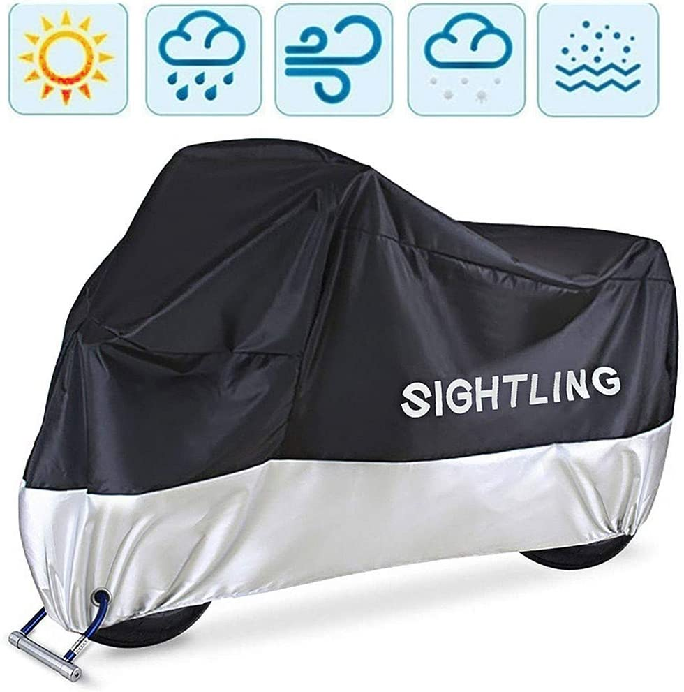 SIGHTLING Funda para Moto 210D Oxford Impermeable