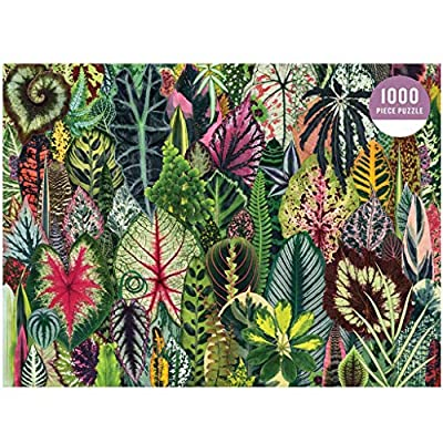 Household Forest Plants 1000 Piece Adult Children Puzzle Pattern: Toys & Games