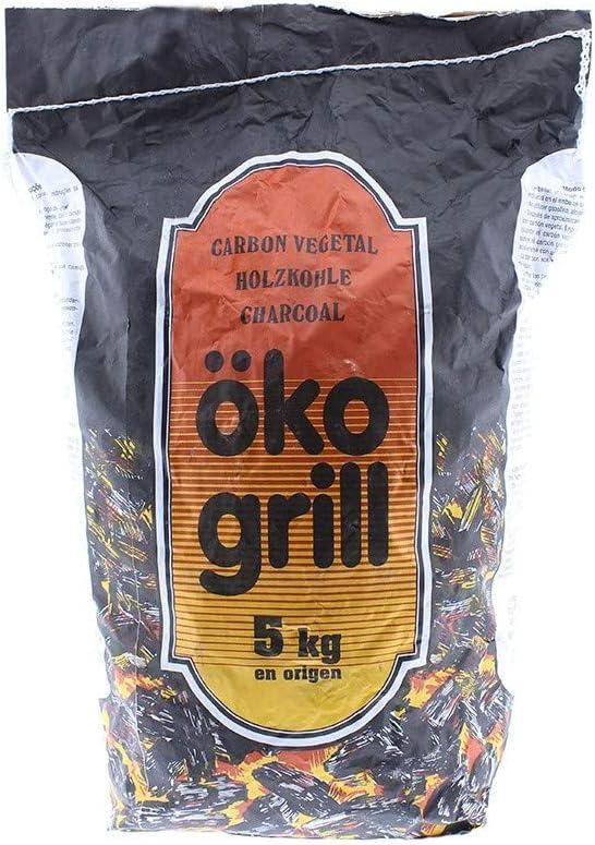 Aljur Carbón Vegetal Okogrill 5 Kg