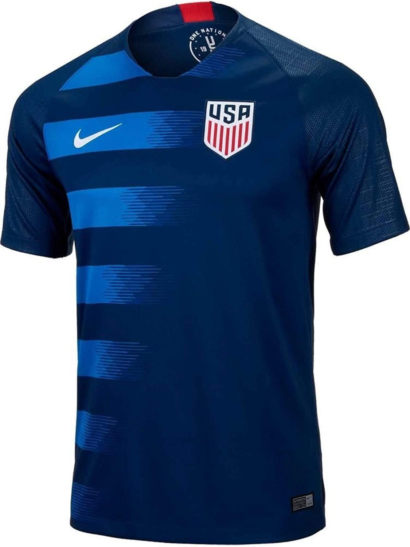 NIKE Youth Soccer U.S. Away Jersey (X-Large)