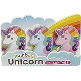 Streamline Rainbow Unicorn - Sticky Memo Tab Set