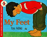 My Feet, Aliki, 0064451062
