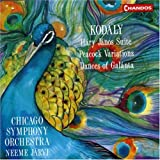 Kodaly: Dances of Galanta / Hary Janos Suite