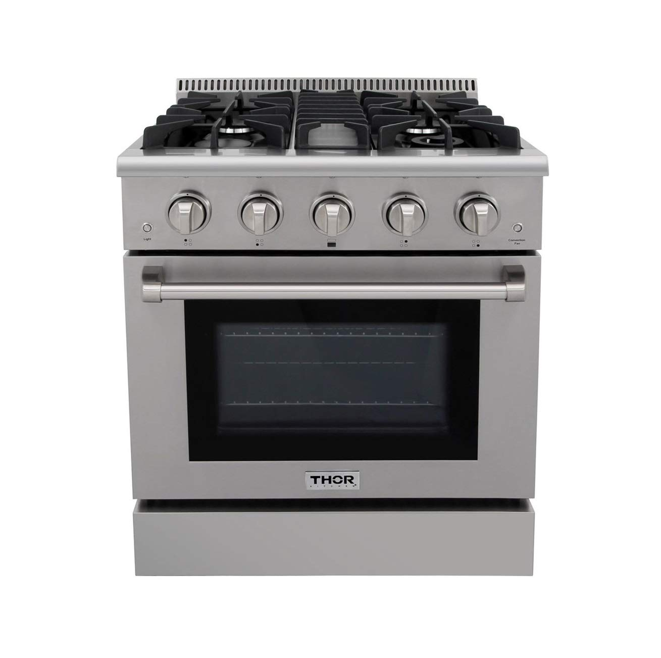 Thor kitchen range HRG3080U review: