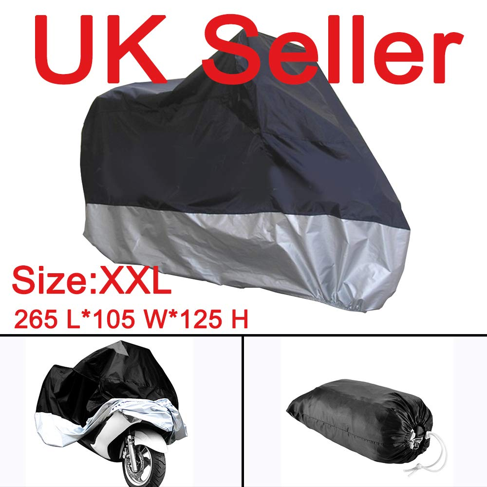 Triumph Tiger 1200 Explorer Oxford Motorcycle Cover Waterproof Camouflage Camo