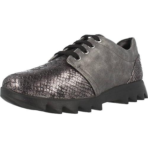 Calzado Deportivo para Mujer, Color Gris, Marca STONEFLY, Modelo Calzado Deportivo para Mujer STONEFLY Speedy Lady 3 Gris: Amazon.es: Zapatos y complementos