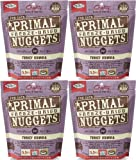 Primal Freeze-Dried Nuggets Turkey Formula for Cats 22oz (4 x 5.5oz)