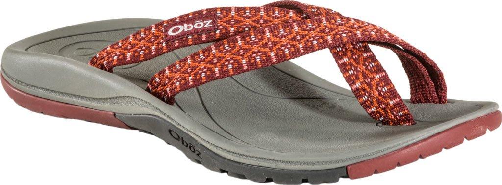 Oboz Women's Ocoee Sandal B01GTGOAUE 8 B(M) US|Cinnamon