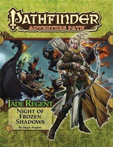 Pathfinder Adventure Path: Jade Regent Part 2 - Night of Frozen Shadows (Regent Lounge)