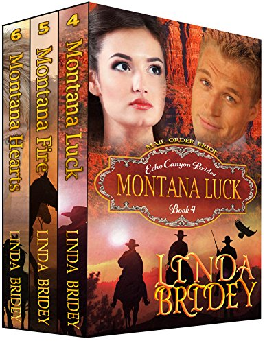 Historical Set - Echo Canyon Brides Box Set: Books 4 - 6: Historical Cowboy Western Mail Order Bride Bundle (Echo Canyon Brides Box Sets Book 2)
