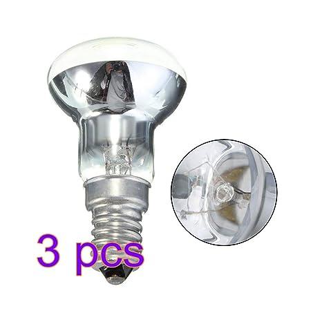 MENGZHEN Bombillas LED de Repuesto para Reflector de Lava, 30 W, R39, equivalentes
