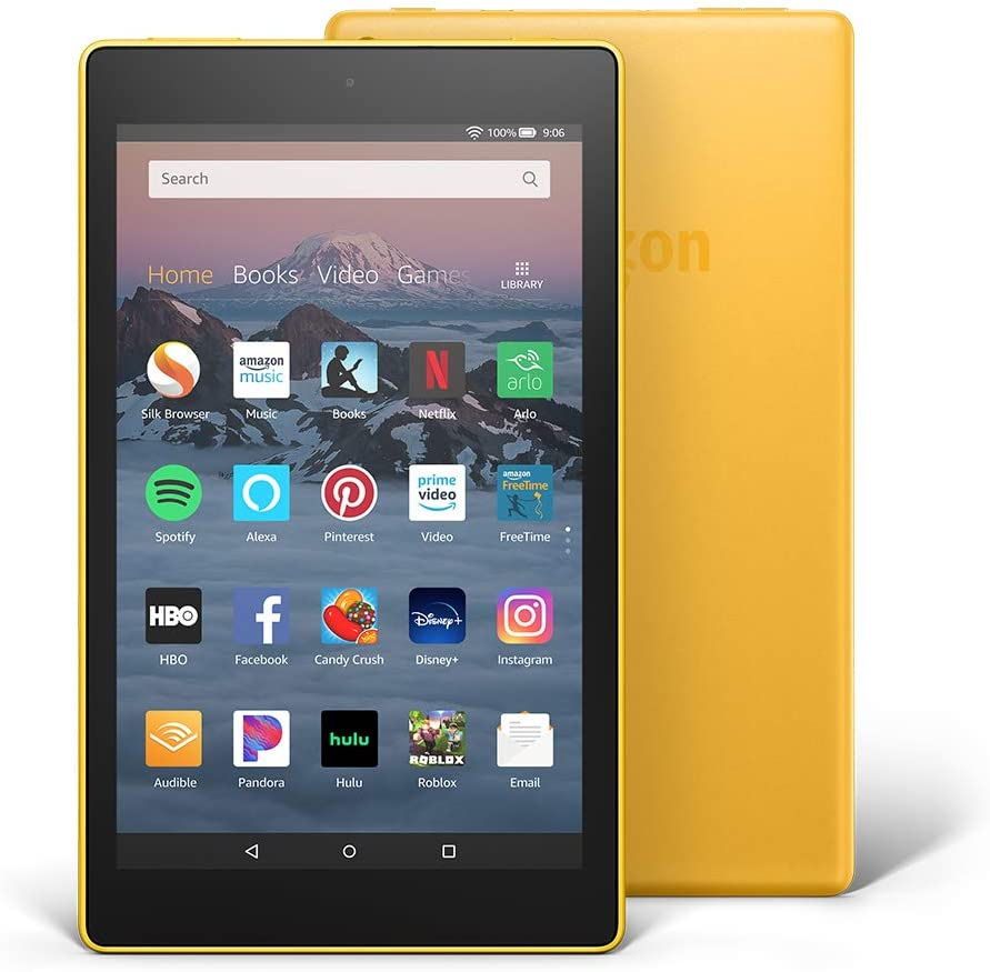 Fire HD 8 Tablet for Kids