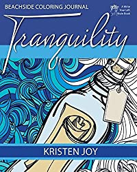 Tranquility: Beachside Coloring Journal