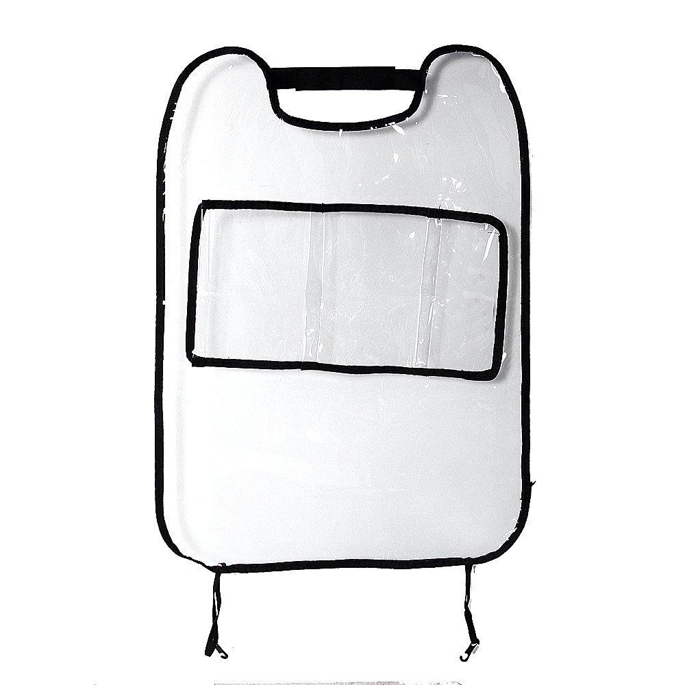 Culater Car Auto Seat Back Protector Cubierta Para Niños Kick Mat Bolsa de almacenamiento
